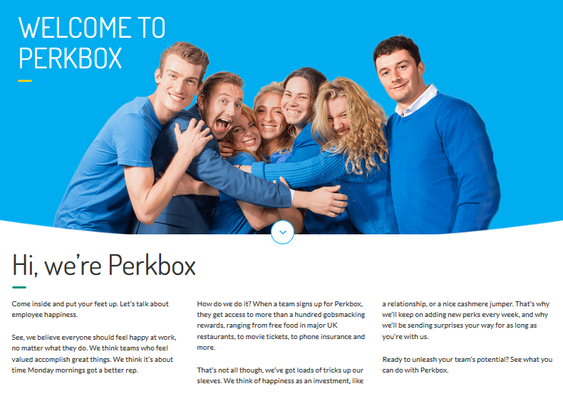 perkbox